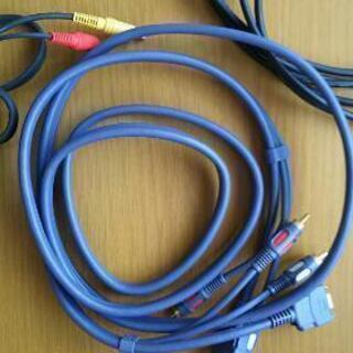 特価!テレビ 同軸 アンテナコード AVコード ゲーム 配線 - 家電