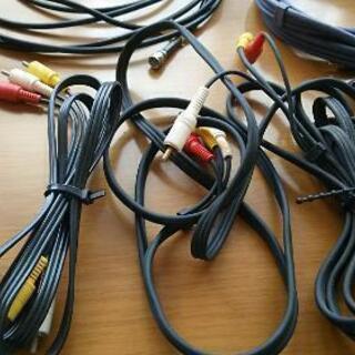 特価!テレビ 同軸 アンテナコード AVコード ゲーム 配線の画像