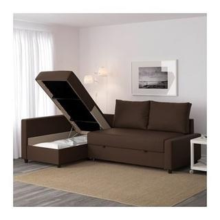 IKEAソファーベッド(フリーヘーテン)