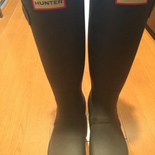 ハンター 長靴 サイズ5 24cm〜24.5cm