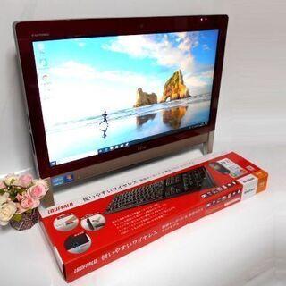 パソコンを譲ります。ブルーレイ/Win10/core i5/TV...