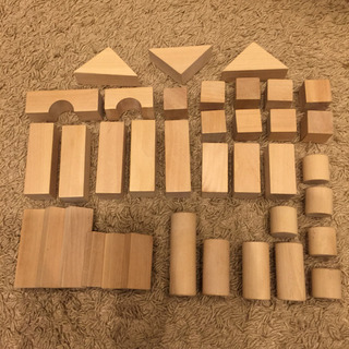 木製 積み木 おもちゃ