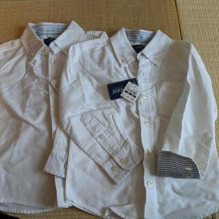 白シャツ 110cm
