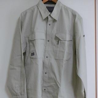 作業着9 長袖シャツ 3L 未使用品
