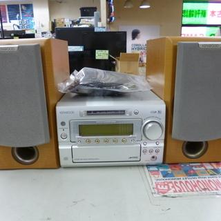 KENWOOD ケンウッド CD/MDプレーヤー コンポ RD-S...