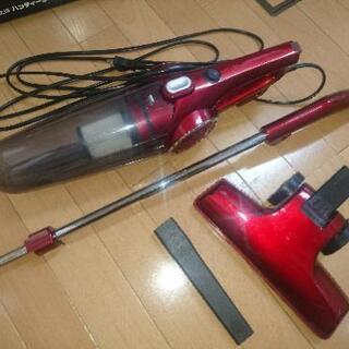 【掃除機】スティック&ハンディークリーナー SSC-100