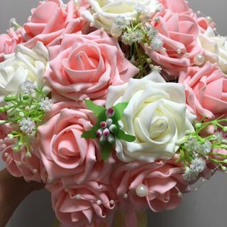 ブーケ 造花