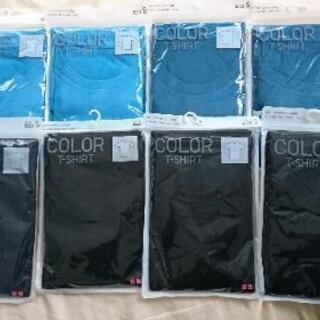 【新品】ユニクロ Tシャツ 半袖メンズS