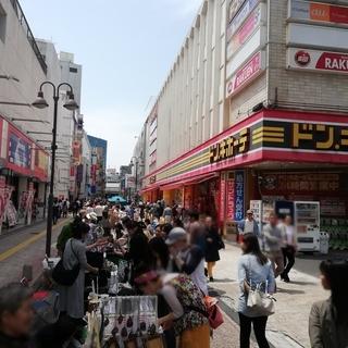溝口駅前商店街クラフトマーケット(※出店申込み受付は2019年7月1日より開始) − 神奈川県