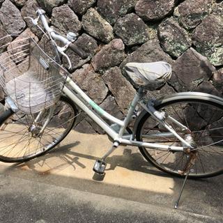 【無料】自転車 26インチの画像