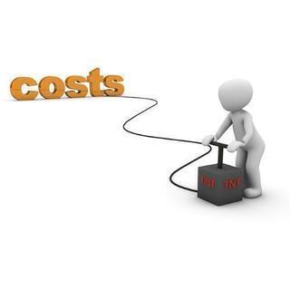 間接コスト一括削減致します。