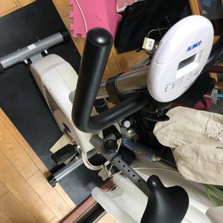 (引取限定) エアロバイク アルインコ fitness pro