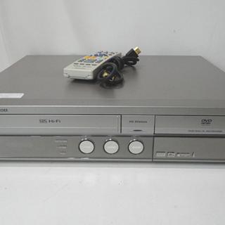 動作OK シャープ HDD・DVD・ビデオ一体型デジタルハイビジ...