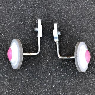 子供用自転車の補助輪