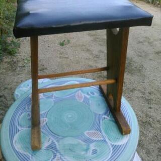 昭和レトロ  椅子 チェアー 木製 アンティーク