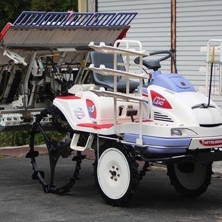 三菱 田植機 5条 マイレディ LV5 10.5馬力 自動水平 ...