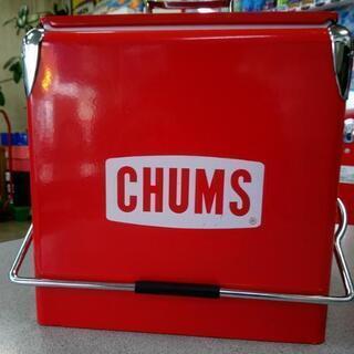 CHUMSクーラーボックス