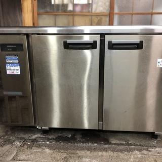 台下冷蔵庫2枚ドア ホシザキ RT-120SDB W1200*D...