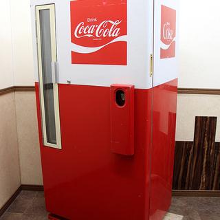 ナショナル コカコーラ 販売機? NS-110R オープンタイプ...