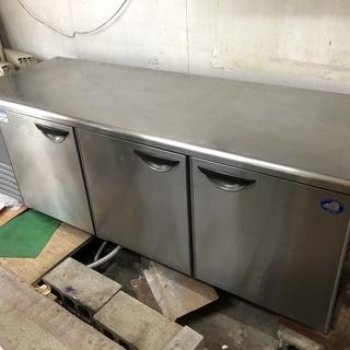 『値下げしました』台下冷蔵庫3枚ドア SANYO SUR-F21...