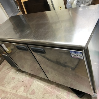 『値下げしました』台下冷凍庫2枚ドア 福島工業 RXC-52FE...