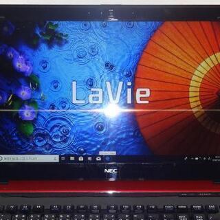 NEC LaVie i5  新品SSD256G&HDD750G搭載 Blu-ray搭載 オフィス2019 (4ヶ月保証) - パソコン
