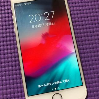 iPhone6 64G ゴールド ソフトバンク