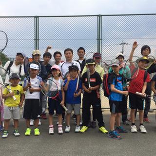 親子テニス教室(大野城市)