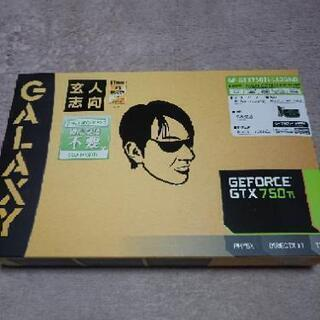 NVIDIA GEFORCE GTX750ti 玄人志向