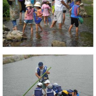 明石川に関する、ボランティア活動について