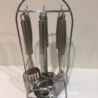 ステンレス製 調理器具