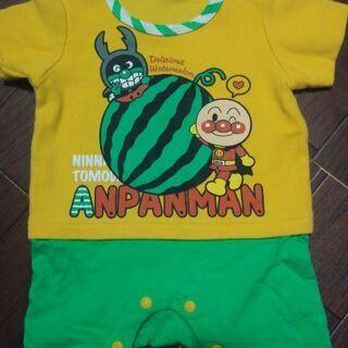アンパンマン☆半袖ロンパース