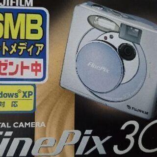 富士フイルムFinePix 30i(未使用)