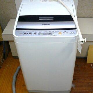 パナソニック乾燥機能付き洗濯機中古品 NA-FV55B1  5.5kg