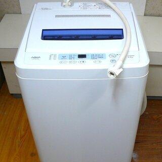 アクア洗濯機中古 AQW-S601 6.0kg 2012年製