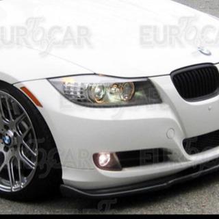 BMW E90  フロントリップ スポイラー カーボン