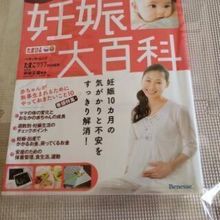 妊娠大百科、出産、新生児大百科2冊まとめて