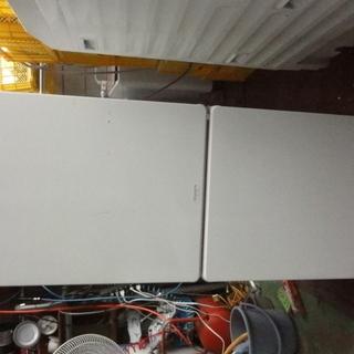 南602 モリタ 冷蔵庫 2ドア MR-F110MB 110L