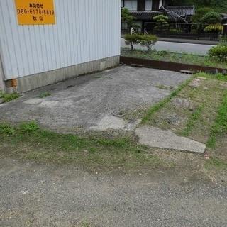 朝来市山東町小谷 駐車スペース 駐車場 1台分