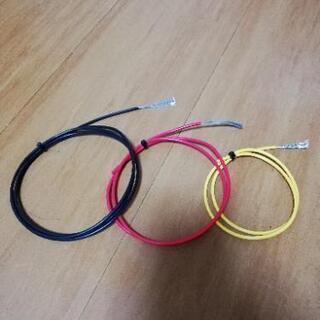 耐熱ビニール電線 各種切り売り致します