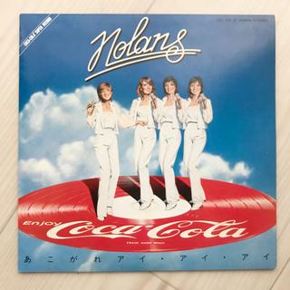 【非売品】コカコーラ ノーランズ EP盤レコード 未使用