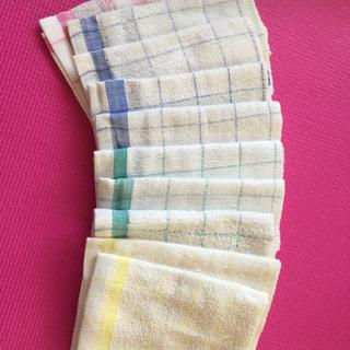 新品未使用布巾10枚セット