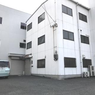 ■河内松原駅徒歩10分■工場・倉庫■駐車10台以上■