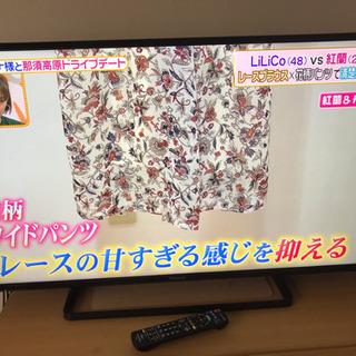 パナソニック 2018年製 43V型 液晶テレビ ビエラ TH-4...