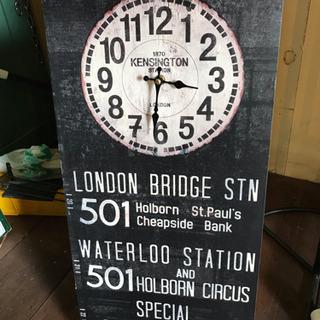 インテリア 掛け時計 新品未使用