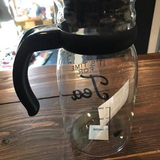 耐熱ガラス ピッチャー 新品未使用