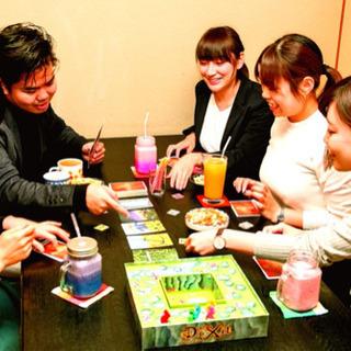 6/19(水)カフェで初心者ボードゲーム会!in天神