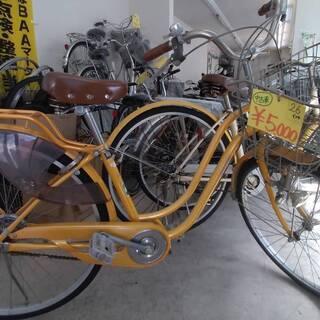 26インチ 中古自転車 浜大津店