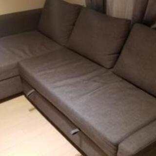 IKEA L字ソファ