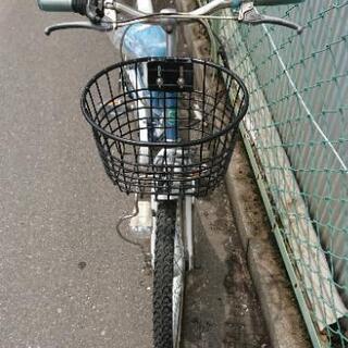 整備済み‼️子供自転車22インチ①